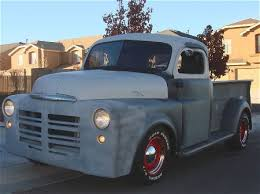 1951 dodge trucks