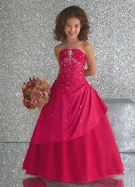 kids pageant gowns