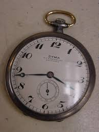 cyma pocket watch