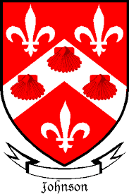 johnson family crests