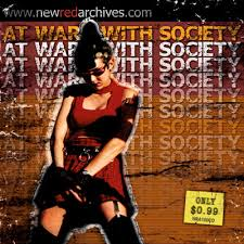 Various Artists - At War With Society