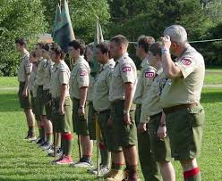 boy scouts summer camp