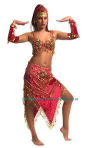 egyptian dance costumes