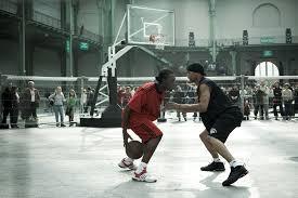 street ball basketball