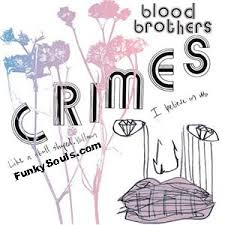 Blood Brothers - Peacock Skeleton With Crooked Feathers
