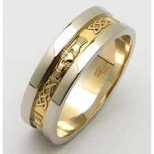 shamrock wedding ring