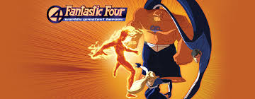 fantastic four tv