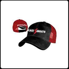 black sabbath cap