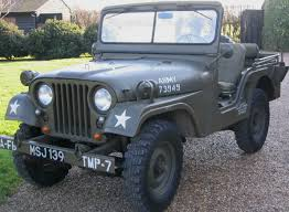 m38a1 willys jeep