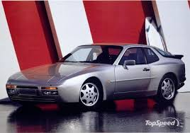 porsche 944 model