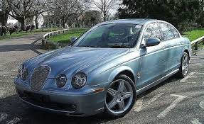 jaguar s type 2003