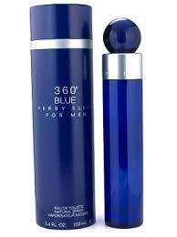 perry ellis 360 blue