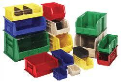 box bin