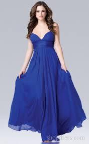 empire evening dress