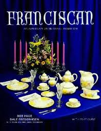 franciscan pottery patterns