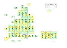 postcode maps uk