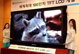 100 inch plasma television
