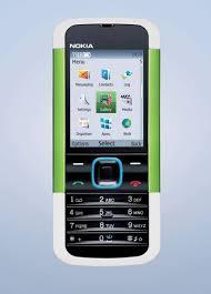 nokia 5000 mobile