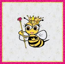 queen bee graphics