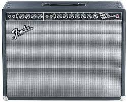 fender twin amplifiers
