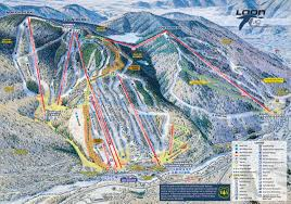 loon mountain map