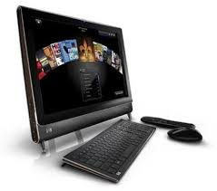 new hp touch screen computer