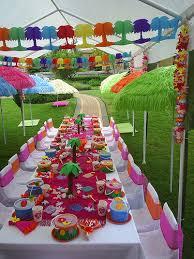 hawaiian parties