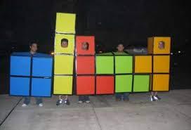 creative group costumes