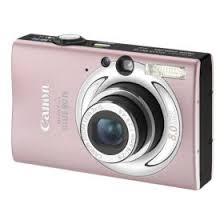 canon pink cameras