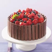 chocolate fruit basket