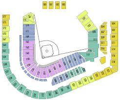 indians seating chart