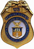 fbi special agent badge