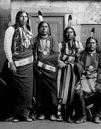 pawnee indians clothing