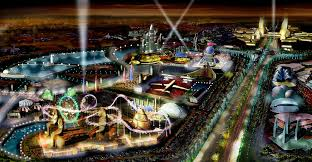 biggest amusement park