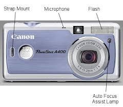 canon a340