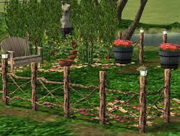 garden fences designs