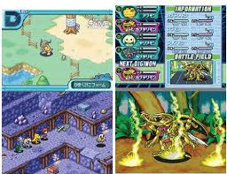 digimon story ds