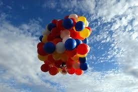 giant helium balloon