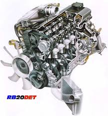 nissan rb20