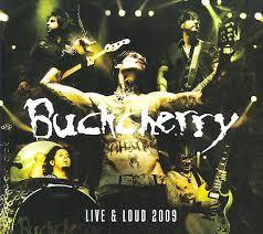 buckcherry live