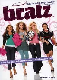 bratz the movie dvd