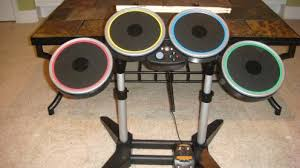 rock band two drum set