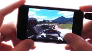 iphone race