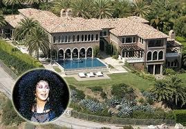 celebrity houses in la