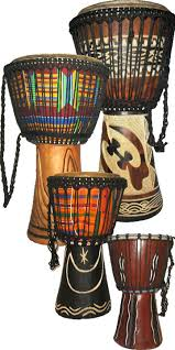 african drumming djembe