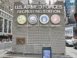 armed forces usa