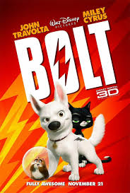 disney bolt pictures
