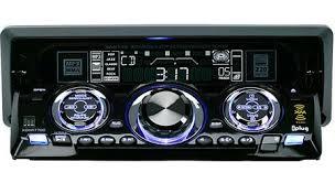dual car cd player