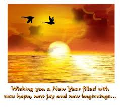 wishes of new year