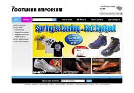 designing footwear